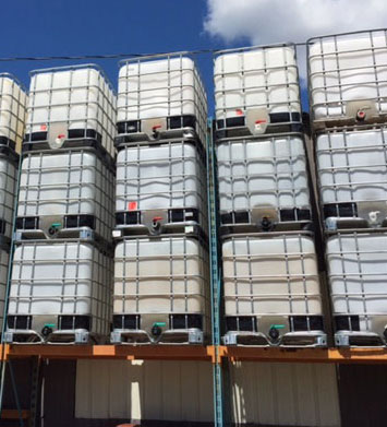 Used Water Tanks For Sale >> Mid Grade Used Ibc Liquid Poly Tote Tank