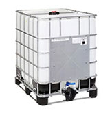 275 Gallon Professionally Washed IBC Food Grade Poly Liquid Totes