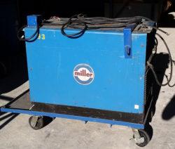 Miller Welder SRH 222, used material handling equipment, used welder, used warehouse equipment, used equipment louisville ky, industrial surplus