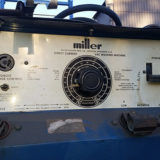 Miller Welder SRH 222, used material handling equipment, used welder, used warehouse equipment, used equipment louisville ky, industrial surplus