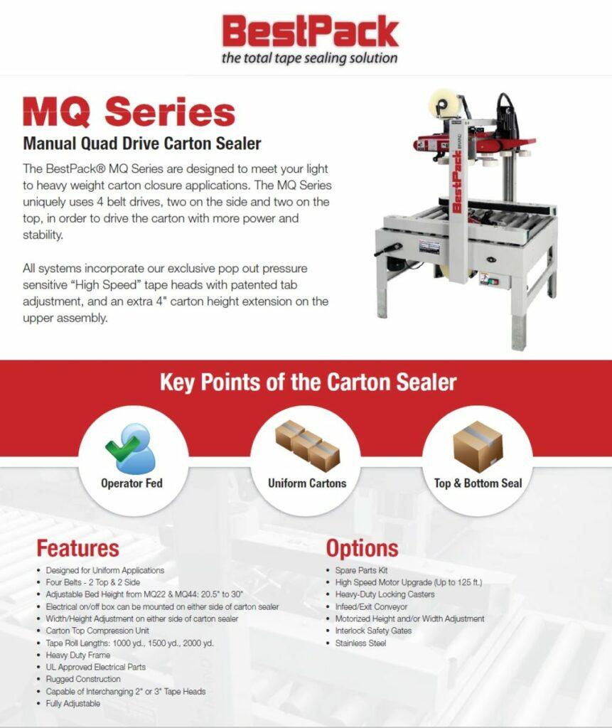 Carton-box-taper-used Material Handling Equipment, Used