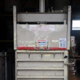 used material handling, louisville ky, used vertical baler, max pak, used industrial equipment, cardboard baler